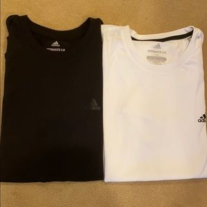 Adidas men's bundle T-shirts